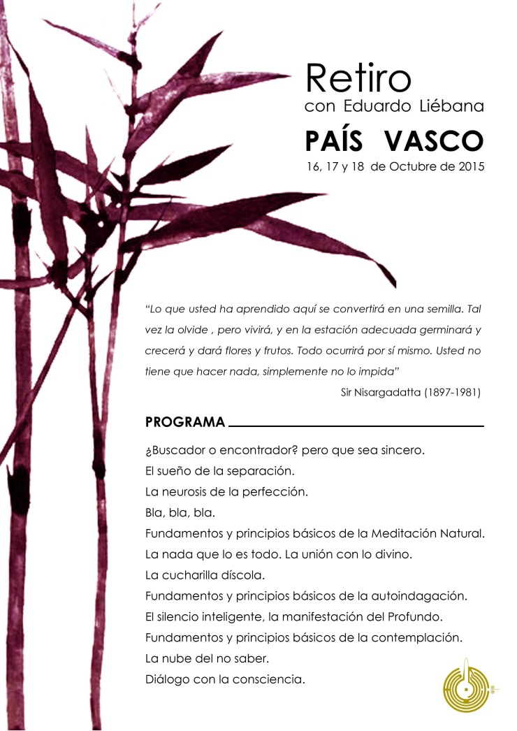 PROGRAMA A país vasco color