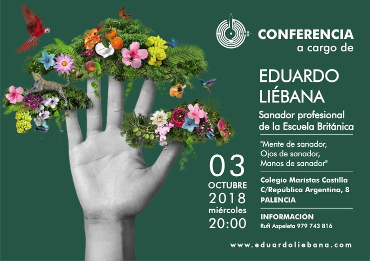 Conferencia Palencia 03-10-18 Colibri