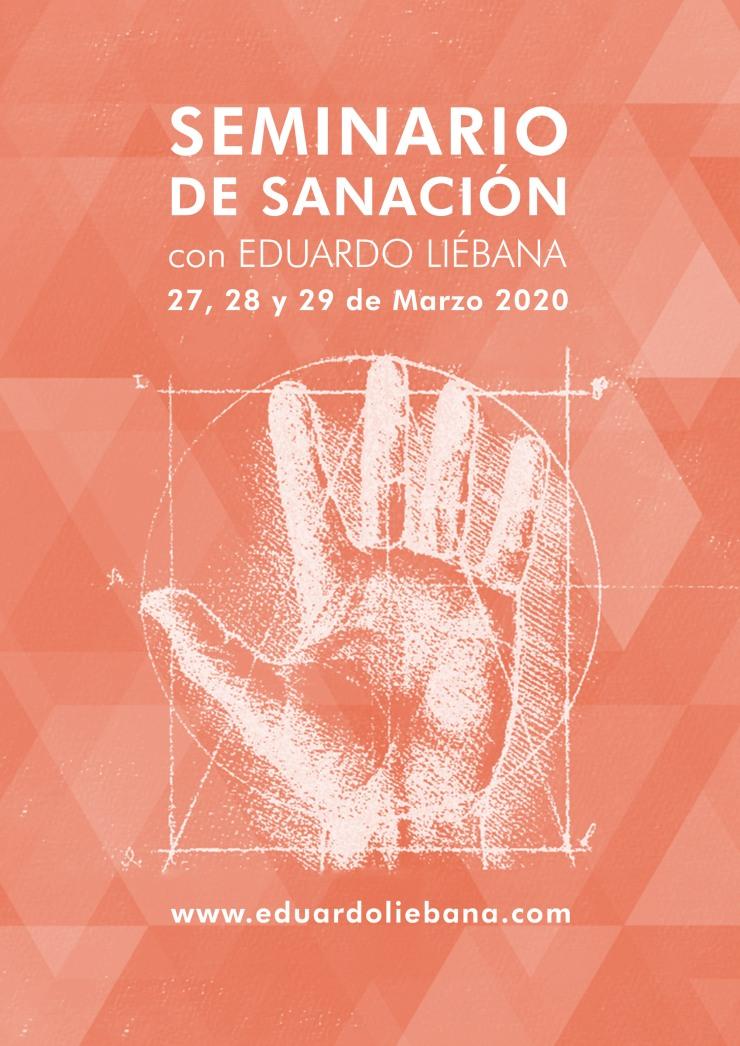 2020 seminario de sanacion con Eduardo liebana